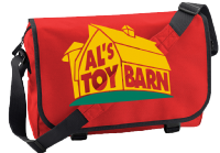 ALS TOY BARN M/BAG - INSPIRED BY TOY STORY WOODY BUZZ LIGHTYEAR